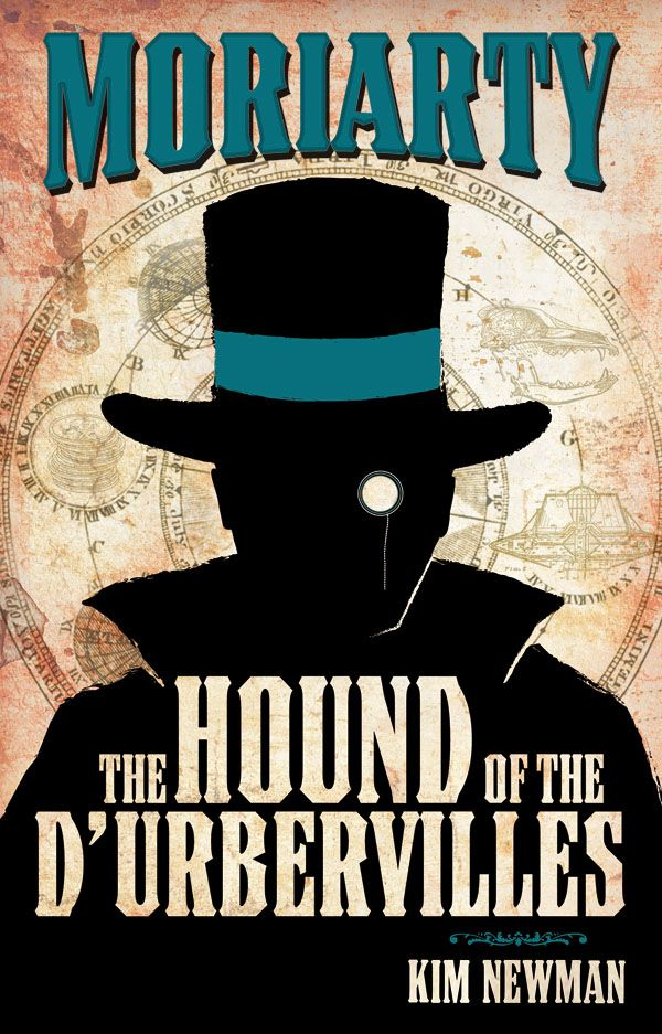 Обложка книги Professor Moriarty The Hound of the D'Urbervilles