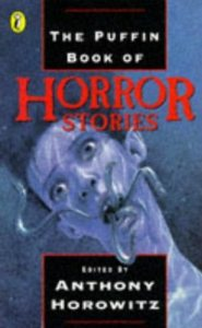 Обложка книги The Puffin Book of Horror Stories