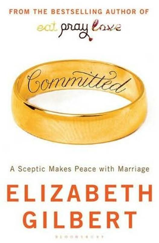 Обложка книги Committed: A Skeptic Makes Peace With Marriage