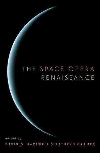 Изображение к книге Новая космическая опера. Антология