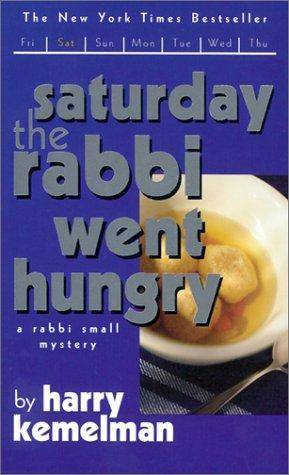 Обложка книги Saturday the Rabbi Went Hungry
