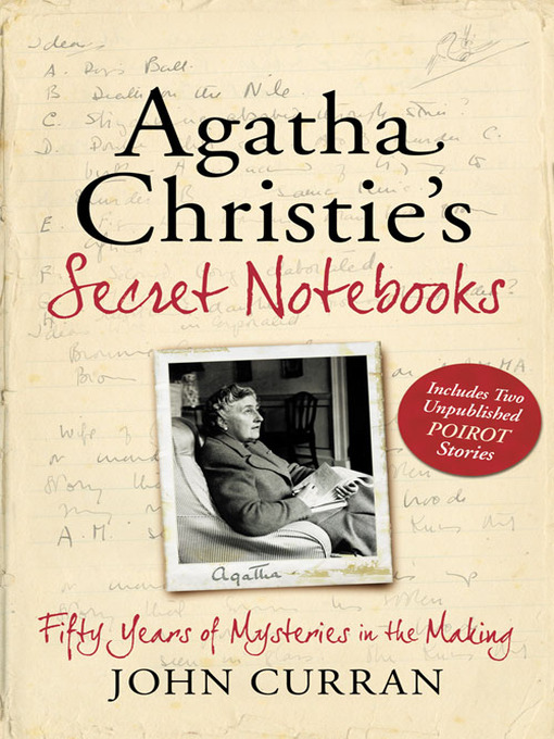 Обложка книги Agatha Christie's Secret Notebooks