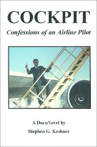 Обложка книги Cockpit Confessions of an Airline Pilot