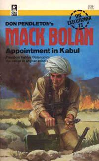 Обложка книги Appointment in Kabul