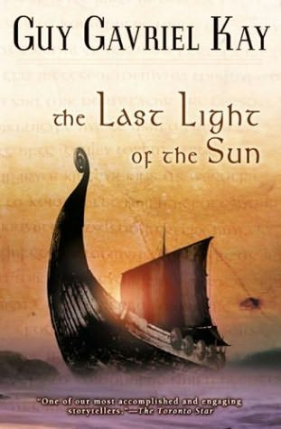 Обложка книги The Last Light of the Sun