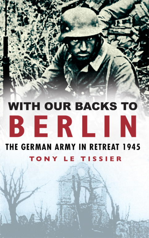 Обложка книги With Our Backs to Berlin