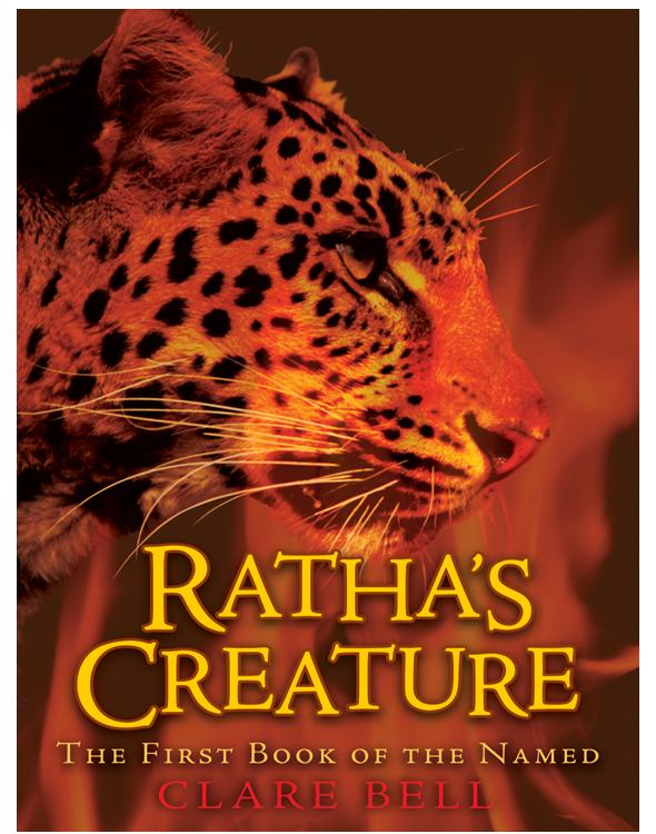Обложка книги Ratha's Creature (The First Book of The Named)