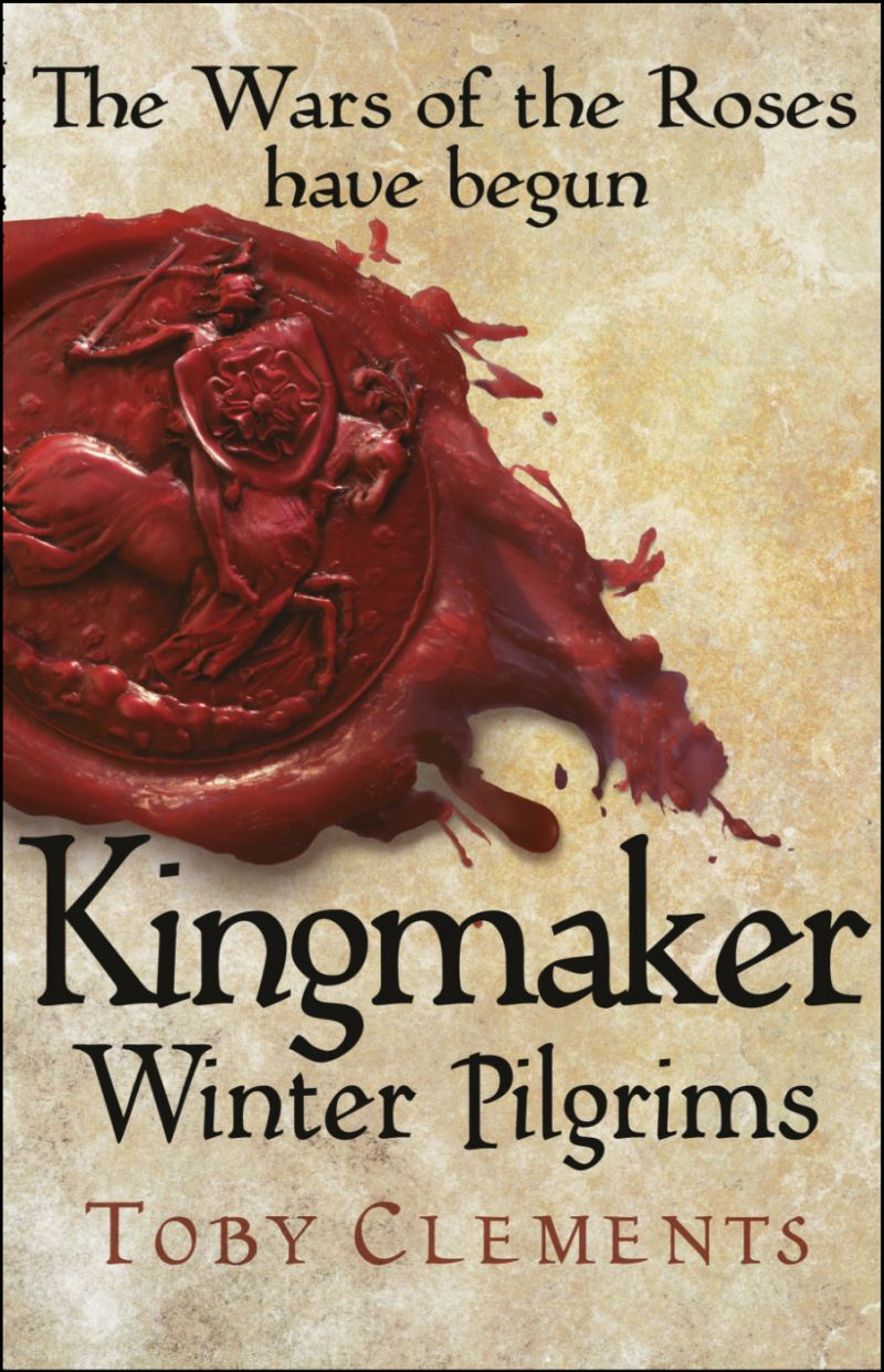 Обложка книги Kingmaker: Winter Pilgrims