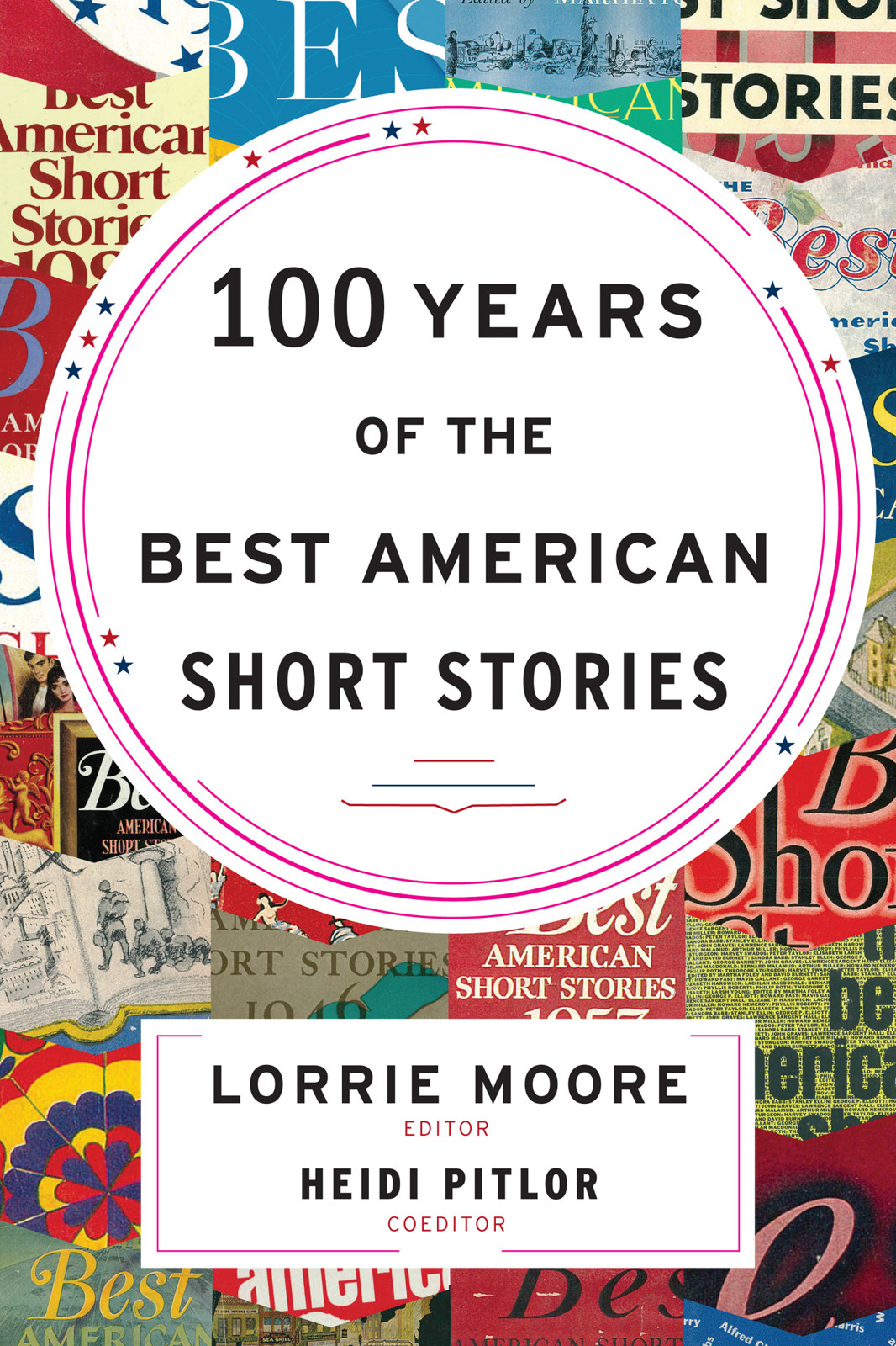 Обложка книги 100 Years of the Best American Short Stories