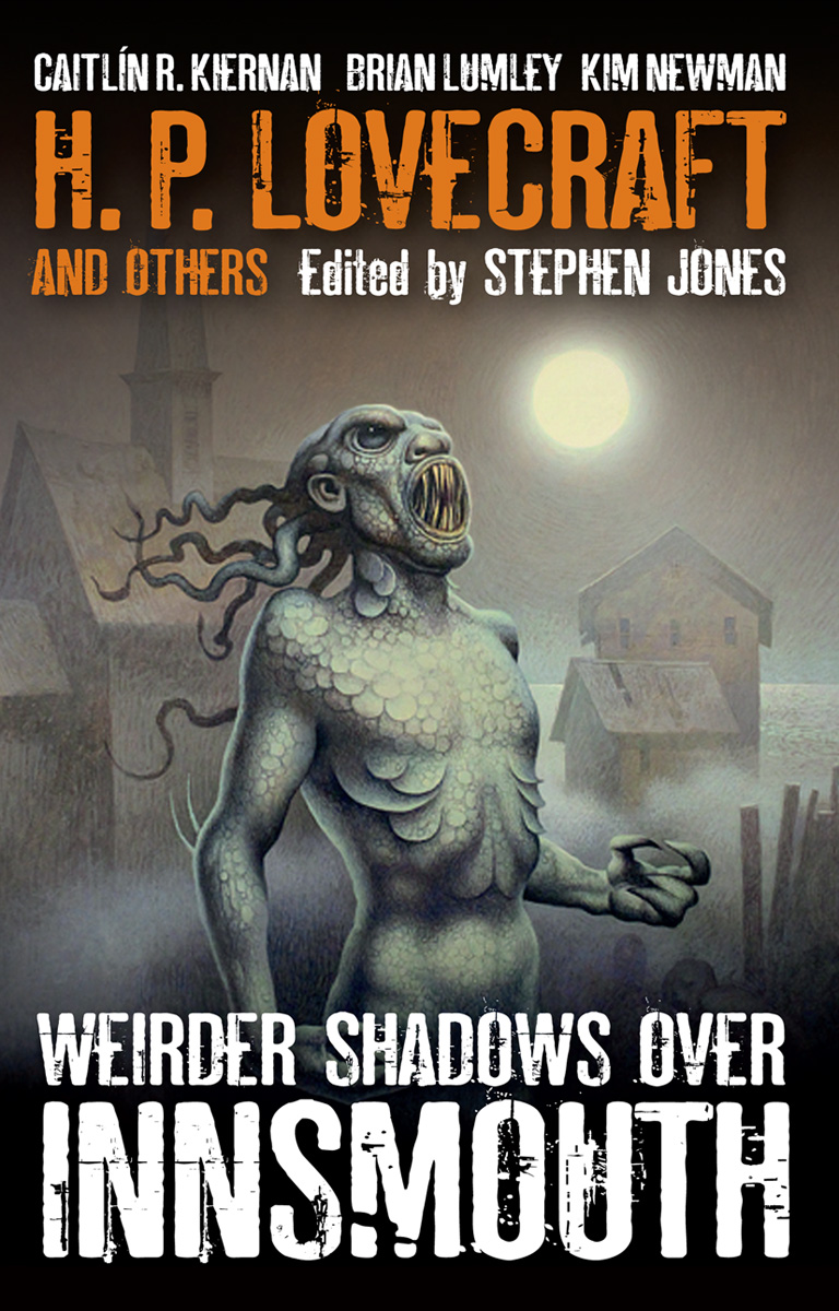 Обложка книги Weirder Shadows Over Innsmouth