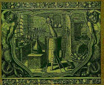 Изображение к книге Алхимики
