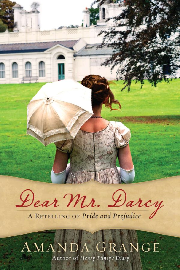 Обложка книги Dear Mr. Darcy: A Retelling of Pride and Prejudice