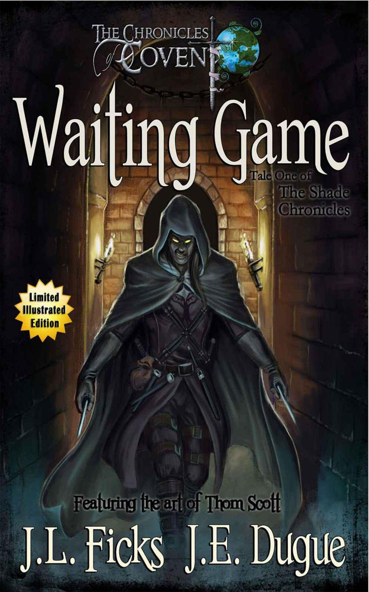 Обложка книги Waiting Game (The Chronicles of Covent)