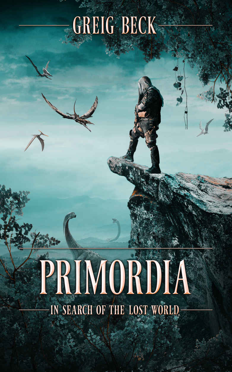 Обложка книги Primordia: In Search of the Lost World