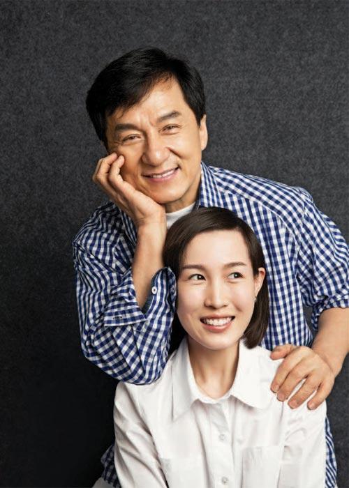 Изображение к книге Джеки Чан. Я счастливый