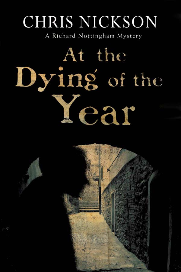 Обложка книги At the Dying of the Year