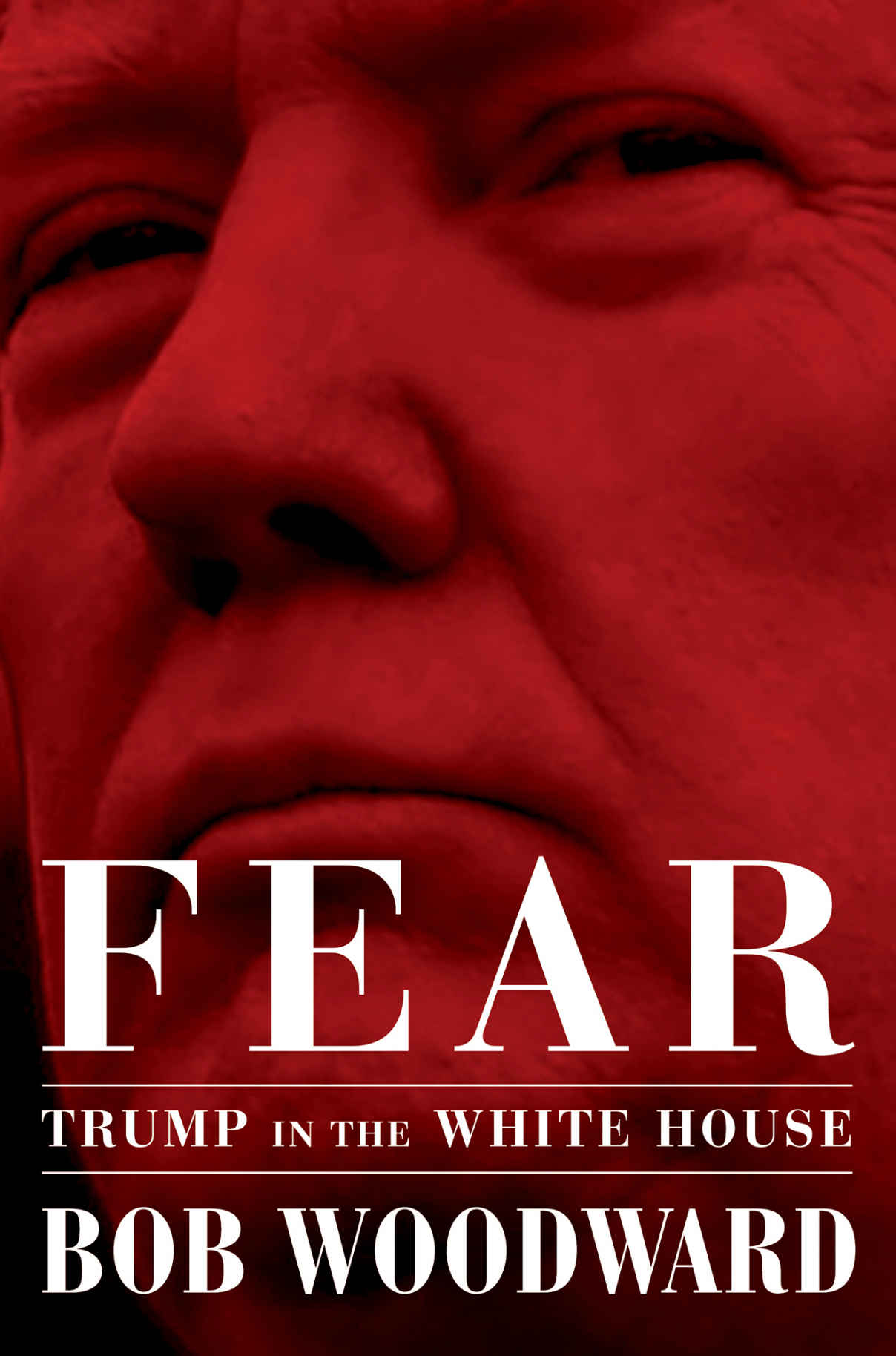 Обложка книги Fear: Trump in the White House