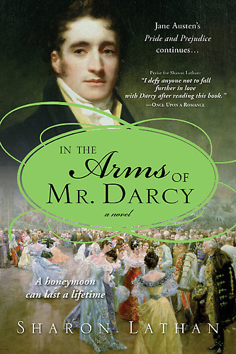 Обложка книги In the Arms of Mr. Darcy
