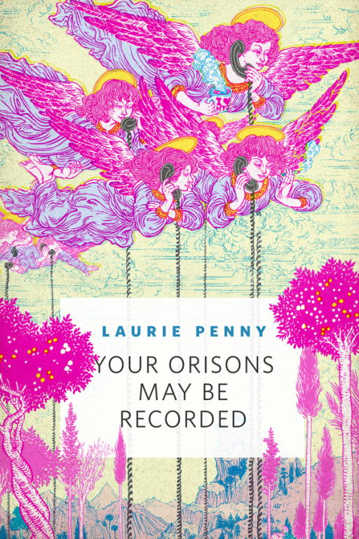 Обложка книги Your Orisons May Be Recorded