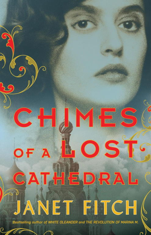 Обложка книги Chimes of a Lost Cathedral
