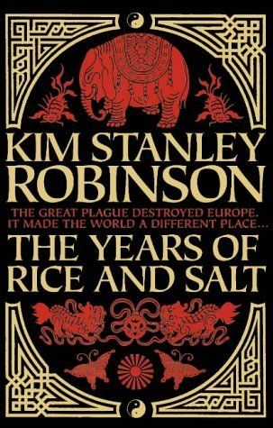 Обложка книги The Years of Rice and Salt