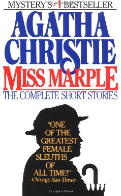 Обложка книги Complete Short Stories Of Miss Marple