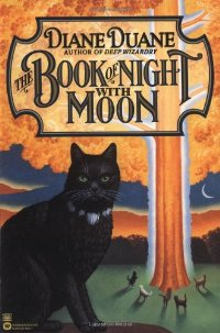 Обложка книги The Book of Night with Moon