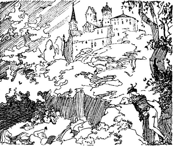 Изображение к книге Сказки и легенды