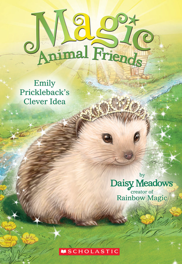 Обложка книги Emily Prickleback's Clever Idea