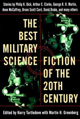 Обложка книги The Best military Science Fiction of 20th century