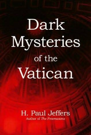 Обложка книги Dark Mysteries of the Vatican